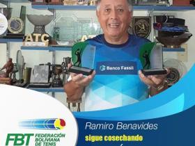 RAMIRO BENAVIDES