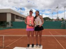 Paola y France, Campeonas Dobles ABS SCZ