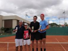 Alejandro Arraya y Gabriel Nolasco Camp, Santiago Navarro y Marco Rojas Sub ABS SC