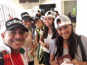 EQUIPO FED CUP 2017
